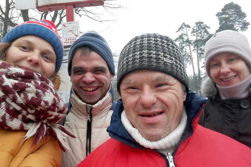 fot. L'Arche Warszawa