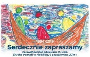25 lat L'Arche Poznań