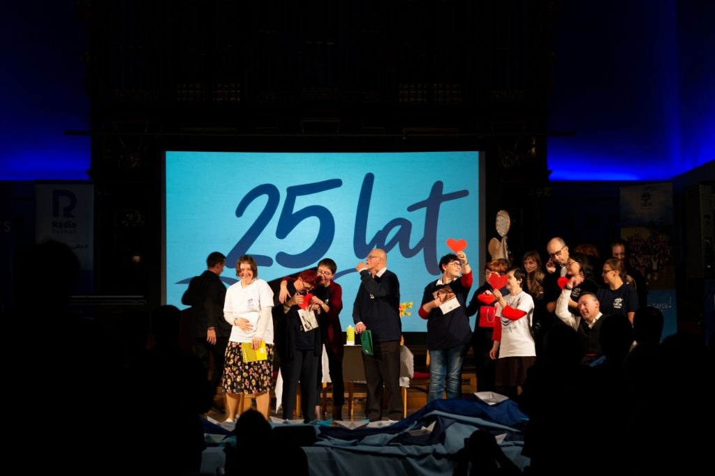 25-lecie L'Arche Poznań