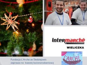 Czas świątecznych zbiórek dla Fundacji L'Arche Śledziejowice trwa!