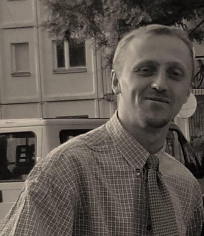 zdjecie twarzy Grzegorza Borowskiego - Borysa